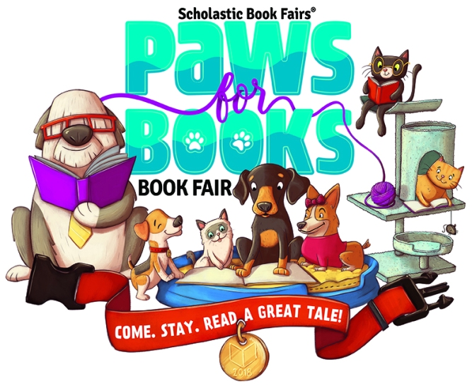 Paws for Books logo 06-29 low