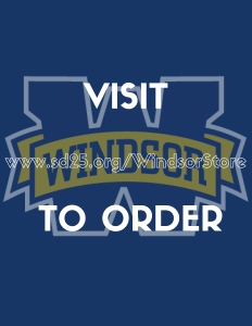 WINDSOR STORE SIGN